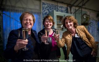 nieuwjaarsbijeenkomst Vrouw & Zaak Bollenstreek